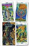 Party Games Accessories Halloween Séance Tarot Cards Crystal Tarot by Elisabetta Trevisan