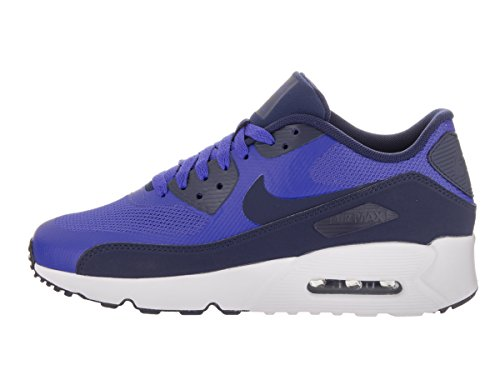 Nike Air Max 90 Ultra Ess 2.0 Gs, Zapatillas Unisex Niños Azul (Paramount Blue/binary Blue/white)