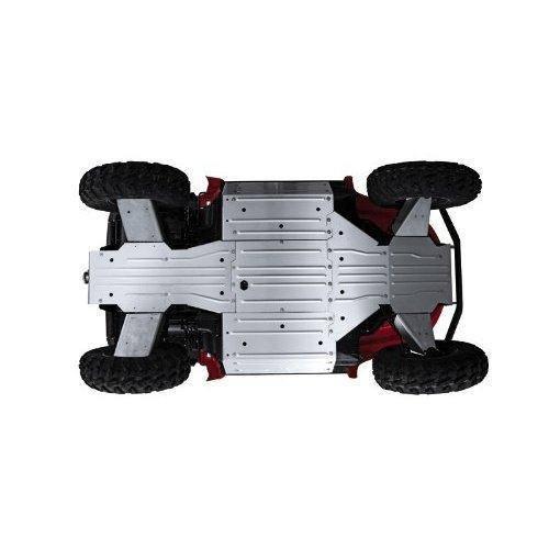 WARN 84631 ATV Chassis Body Armor