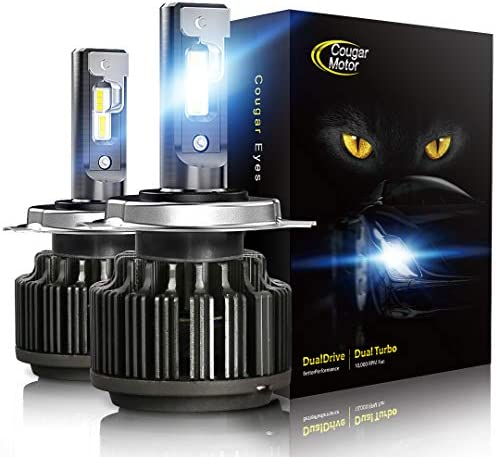 Cougar Motor Headlight Bulbs Conversion product image