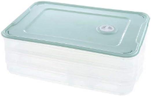 YANDANTY Caja de Almacenamiento del refrigerador - con Tapa - Caja ...