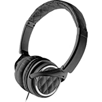 Big R XLMA733B Over-The-Ear Headphones with Call Answer Button and Microphone