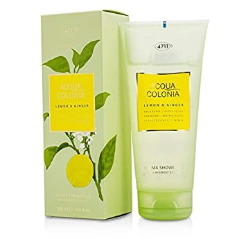 4711 Acqua Colonia Unisex Showergel, Lemon and Ginger 200 ml by Unknown