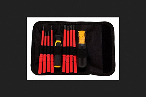 10-Piece Insulated Screwdriver Set