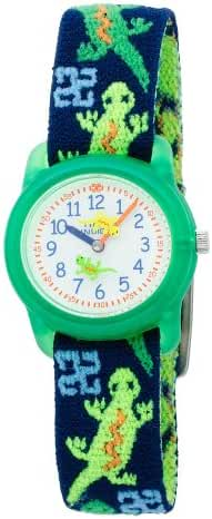 Timex Kids' T72881 Geckos Stretch Band Watch
