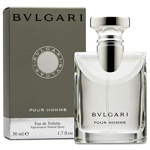- Bvlgari Pour Homme By Bvlgari For Men. Eau De Toilette Spray 1.7 Oz
