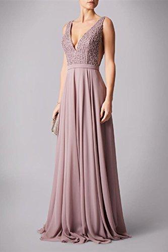 Rosa Kleid Perlen Seite Mc181286bm amp; Mascara Lila Vent Lila qwIYYX1