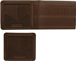 Highland 4404000 All-Weather Tan Back Seat Floor Mat