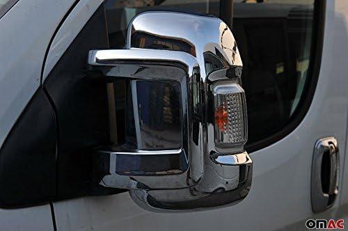 Fiat Ducato Peugeot Boxer Citroen Jumper 2006 Chrom Spiegelkappen Abs Auto
