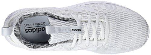 F17 Ftwr Ftwr adidas Racer White Cf Herren White Cc Elfenbein Grey Gymnastikschuhe Lite Two 00AOnzq