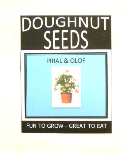 HOTcraze - Doughnut seeds - April fool's day - Fools April Home Pranks Best
