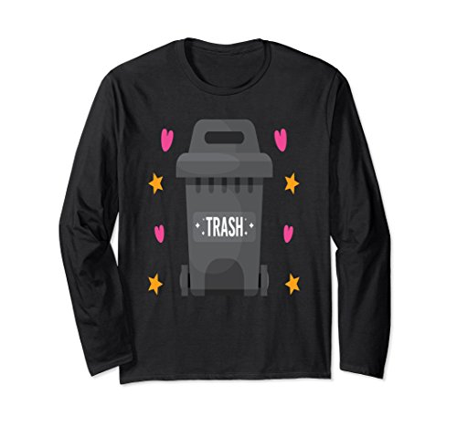 (Trash Can Costume Halloween Garbage Dump Truck Long)