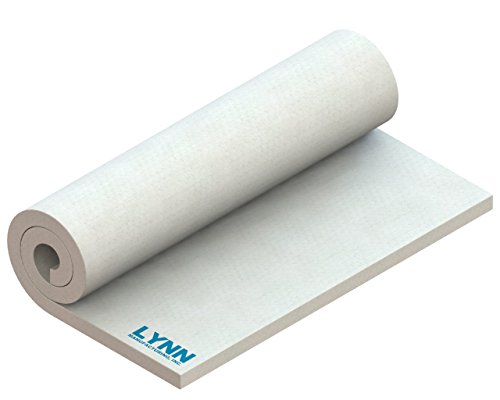 Lynn Manufacturing Replacement Quadrafire Universal Cut to Size Blanket 1'' Thick Baffle Blanket, 832-3401, SRV7038-117