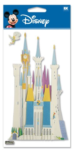 Disney Castle Dimensional (Disney Castle Dimensional Stickers)