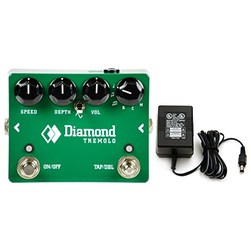 - Diamond Tremolo Opto Trem w/ Power Supply