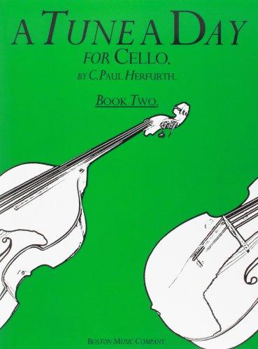 A Tune A Day For Cello Book Two ()