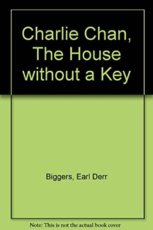book cover of The House Without a Key
