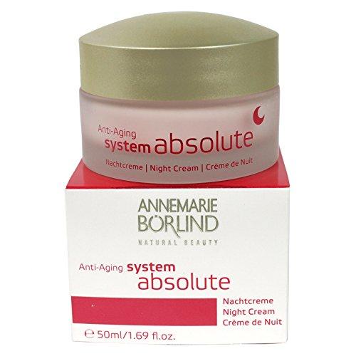 Anne Marie Borlind System Absolute Night Cream -- 1.7 oz by