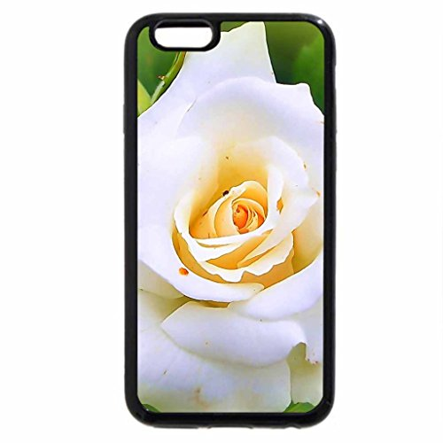 iPhone 6S Case, iPhone 6 Case (Black & White) - Amazingly Beautiful