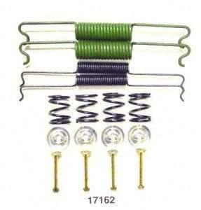 better brake parts inc 17162 drum brake hardware kit automotive. Black Bedroom Furniture Sets. Home Design Ideas