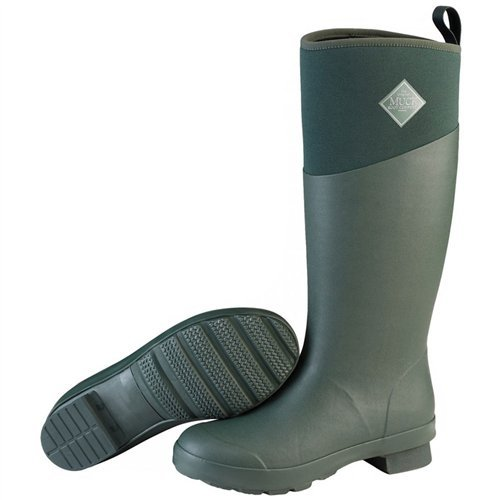 Muck Boot Women's Tremont Wellie Tall Snow Boot, Forest Green, 6 M US by Muck Boot