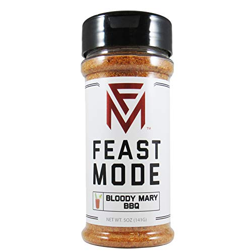Feast Mode Flavors - Bloody Mary BBQ by Feast Mode Flavors
