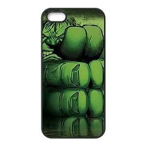 iPhone 5 5S Phone Case Black Hulk Is Ready For Battle QJ7U1UQK Football Phone Covers