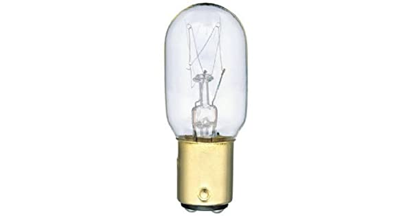 REPLACEMENT BULBS FOR WESTINGHOUSE 03717 25W 120V 2