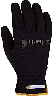 Carhartt Men's Work Flex Spandex Work Glove with Water Repellant