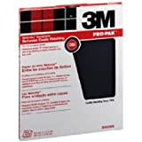 "3M Wetordry Sandpaper Sheet 431Q, C Weight Paper, Silicon Carbide, 11"" Length x"