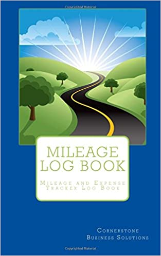 mileage log book vehicle mileage and expense tracker log book for