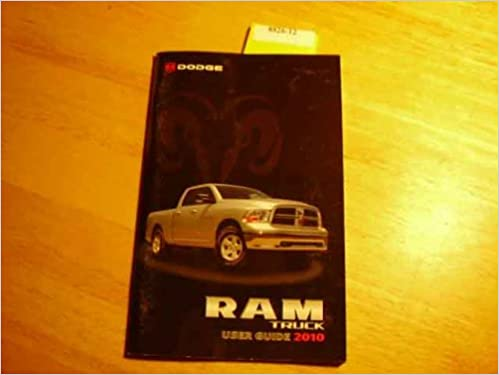 2010 dodge ram diesel owners manual