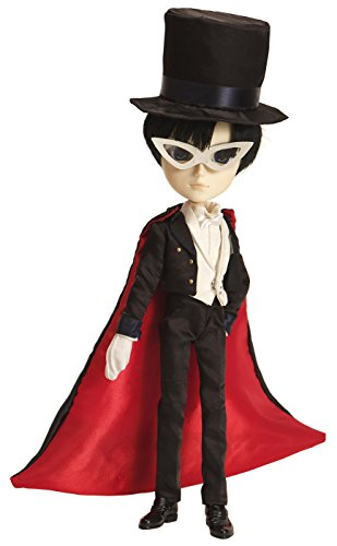 "Sailor Moon Pullip 12"" Fashion Doll Tuxedo Mask"