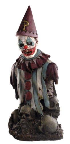 [Quarantine Studio Zombies Unleashed: Pigo the Clown Mini-Bust] (Zombie Quarantine)