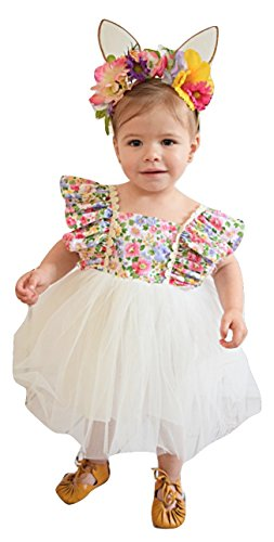 Buy lace tutu flower girl dress - 3