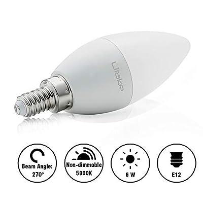 Litake E12 LED Bulb 4 Pack