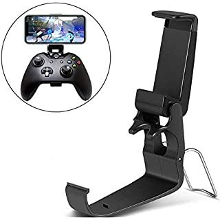 Foldable Controller Clip Mobile Phone Plastic Holder Smartphone Game Clamp for Xbox One Game Controller