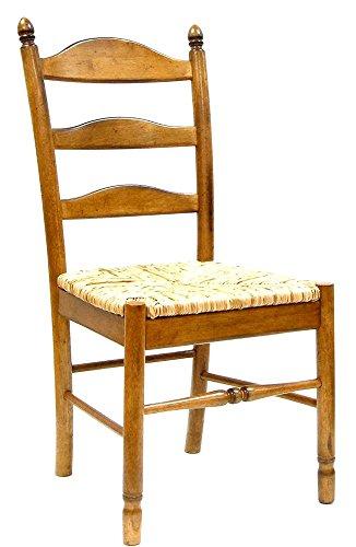 Carolina Classic 575-EP Vera Chair, English Pine