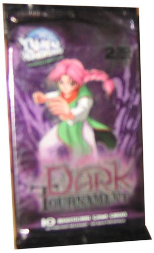 Yu Yu Hakusho Dark Tournament (10 -Card) Booster Pack Yu Yu Hakusho Trading Cards