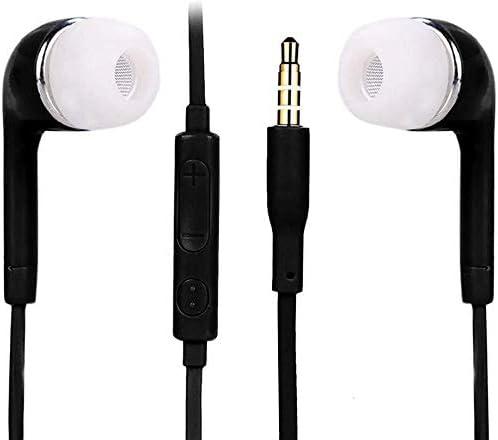Headset Adaptador para Auriculares, diseño de Huella de Gato de 3,5 mm con micrófono (White01), Color Azul: Amazon.es: Hogar