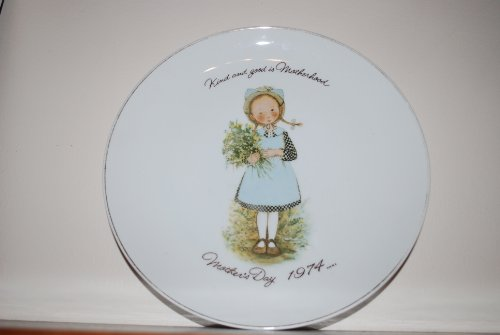 holly-hobbie-commemerative-edition-mothers-day-1974-10-plate