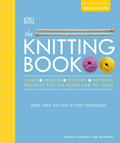 The Knitting Book: Over 250 Step-by-Step Techniques for sale  Delivered anywhere in Canada