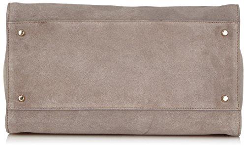 Donna Cioccolato C70 Grau grigio Pelle Grigio Nero Borsa Tosca In Blu Talpa OwSxp0qR
