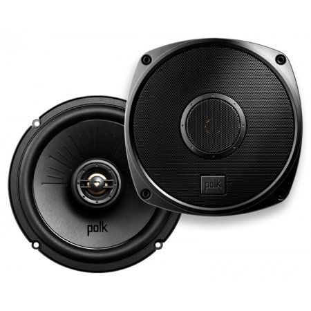 Polk Audio DXi651 6-1/2' 360 Watt 2-Way DXi Series Marine Certified Coaxial Car Boat ATV Motorcycles...