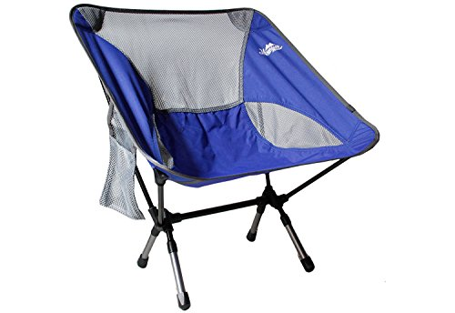 Mountain Made Camping Chair Blue