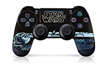 "Controller Gear Authentic and Officially Licensed Star Wars Legacy Games - PS4 Controller Skin ""Millennium Falcon"" - PlayStation 4"