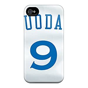 Scratch Resistant Cell-phone Hard Covers For Iphone 4/4s With Customized Beautiful Golden State Warriors Image AlissaDubois