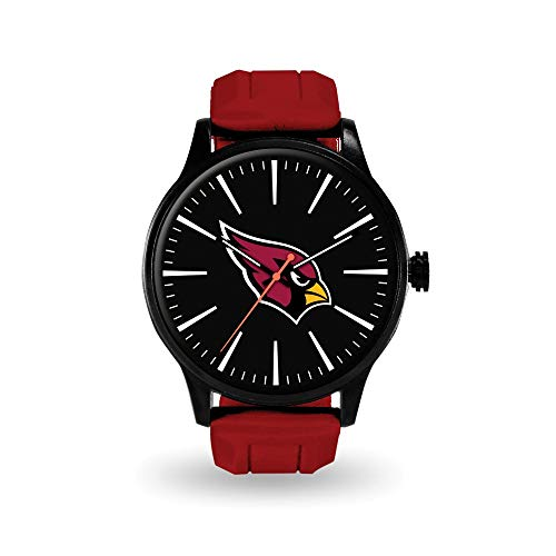 Q Gold Gifts Watches NFL Arizona Cardinals Cheer Watch by Rico Industries