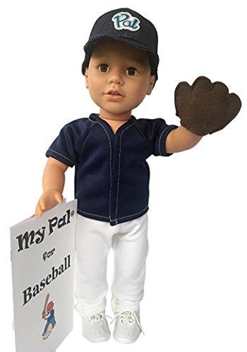 My Pal 18 inch boy doll - My Pal for Baseball