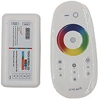 JOYLAND 2.4G RF Wireless 4 Channels Touch Screen Controller DC 12V/24V For Flexible RGBW LED Strip Light